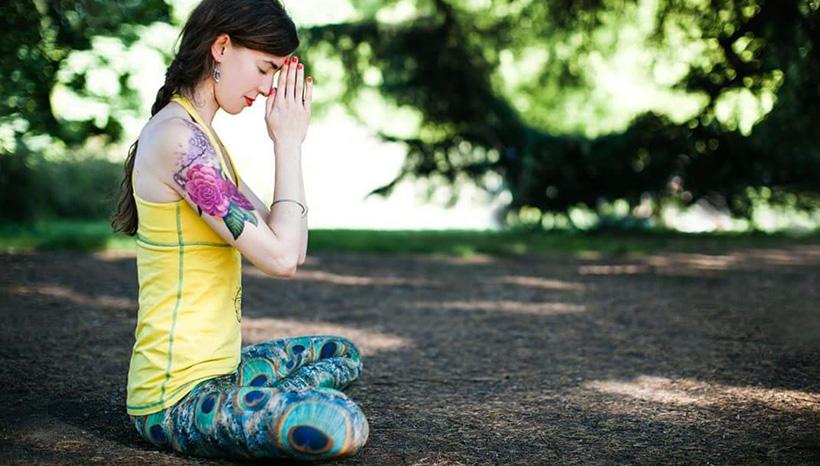 Il primo insegnante di yoga non si scorda mai